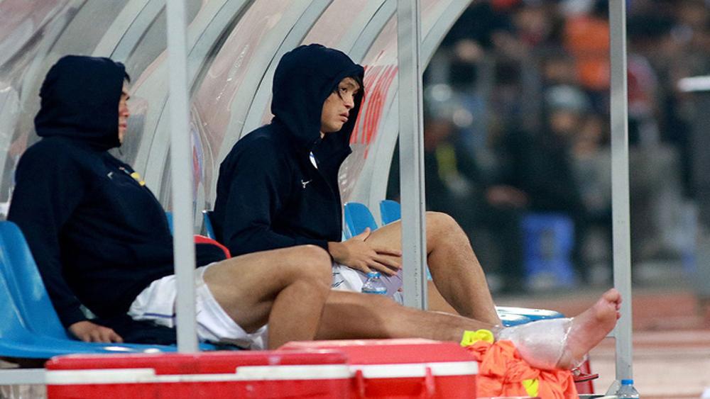 Tiền vệ Tuấn Anh vắng mặt ở Asiad, có nguy cơ lỗi hẹn với AFF Cup 2018